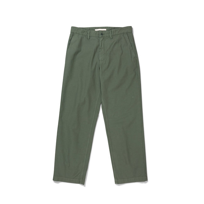 Norse Projects GM x NP Lukas Backsatin - Thyme Green