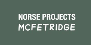 Norse Projects x MCFetridge