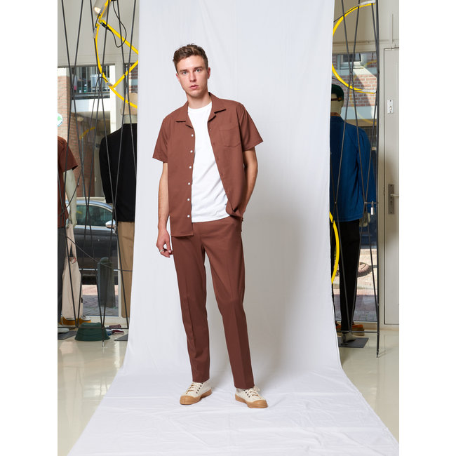 Shop the Look Niek - Libertine Libertine Cave Shirt & Blade Trousers - Novesta