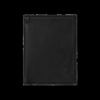 Carhartt WIP Leather Fold Wallet