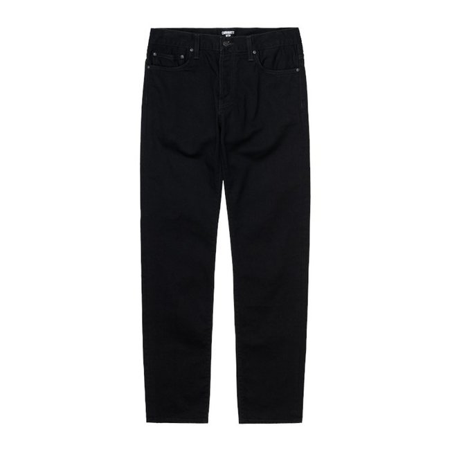 Carhartt WIP Klondike Pant - Black one wash