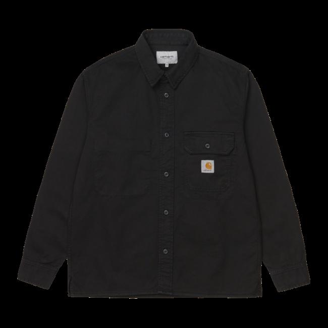 Carhartt WIP Reno Shirt Jac - Black