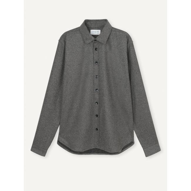 Libertine-Libertine Babylon - Grey Melange (Wool/Cashmere)