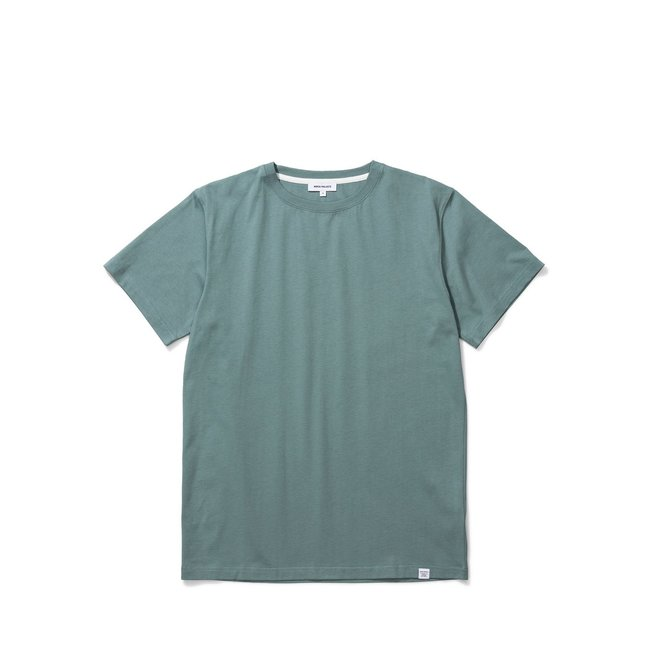 Norse Projects Niels Standard SS - Mineral Blue