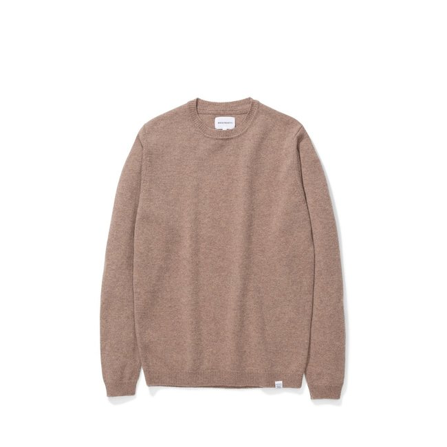 Norse Projects Sigfred Lambswool - Shale Stone