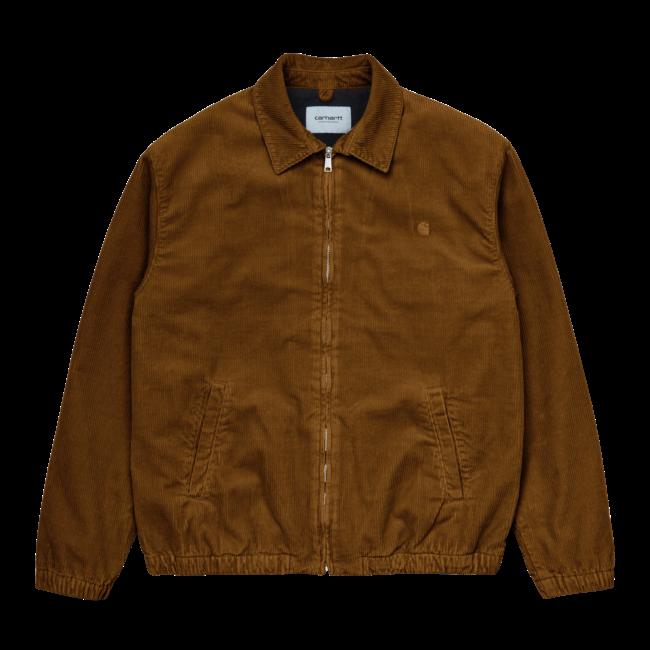 Carhartt WIP Madison Jacket - Tawny / Tawny Rinsed