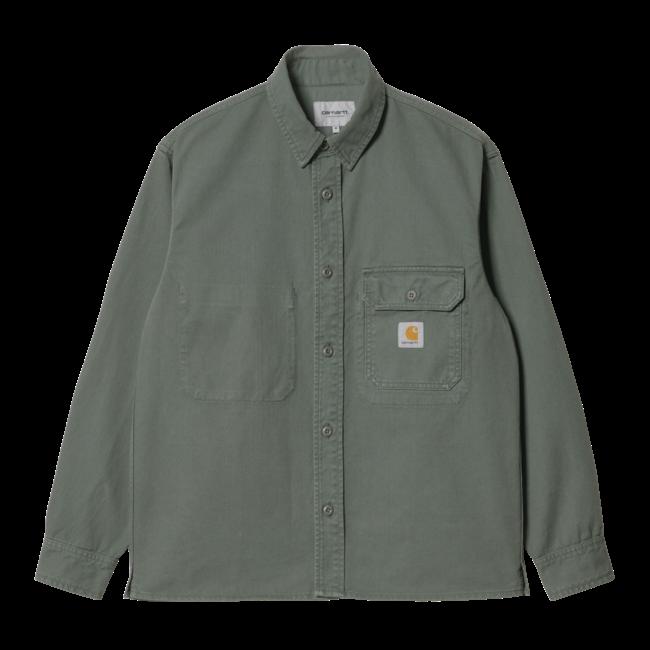 Carhartt WIP Reno Shirt Jac - Thyme Garment Dyed