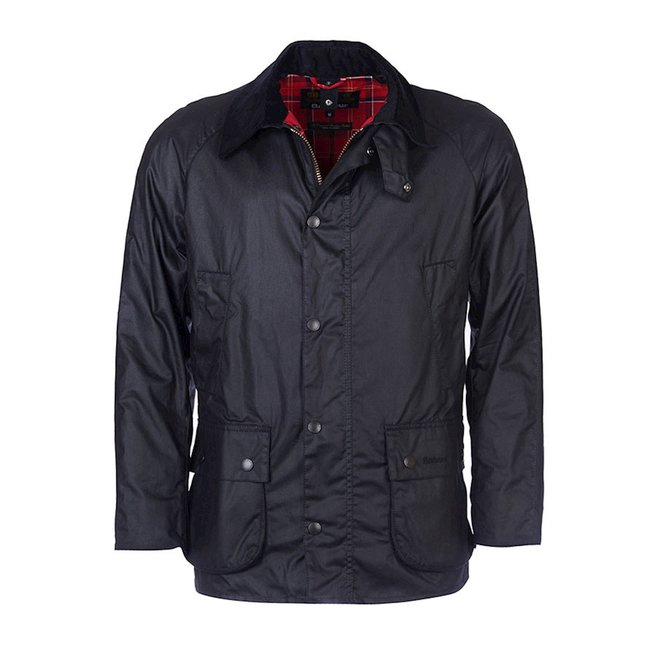 Barbour Barbour Ashby Wax Jacket - Black