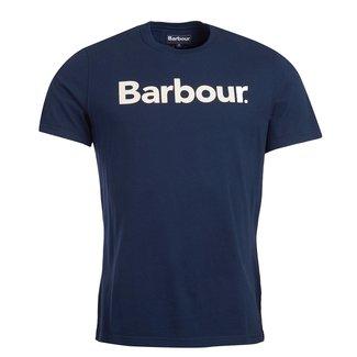 Barbour Logo Tee