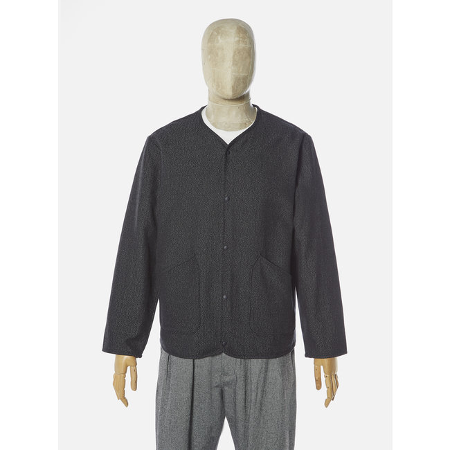 Universal Works Liner Jacket - Kharma Cotton Black