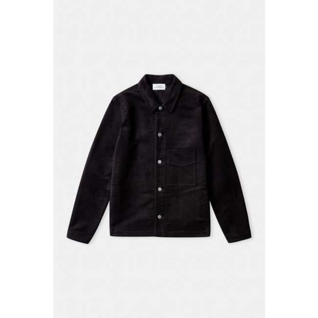 About Companions Asir Jacket - Eco Brushed Black