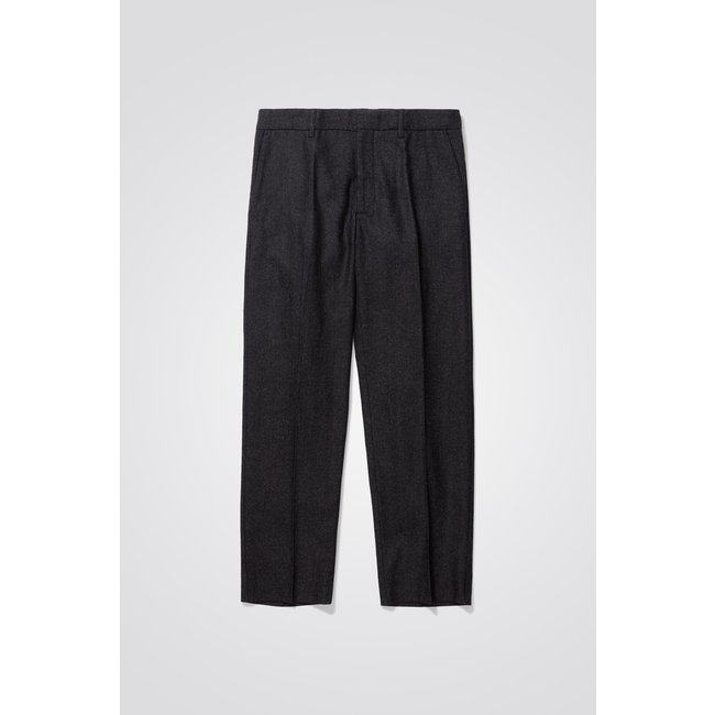 Norse Projects Andersen Cotton Wool - Charcoal Melange