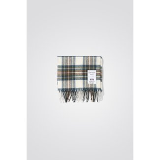 Norse Projects Moon Checked Lambswool Scarf