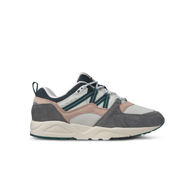 Karhu Fusion 2.0 - Frost Gray / Blue Coral