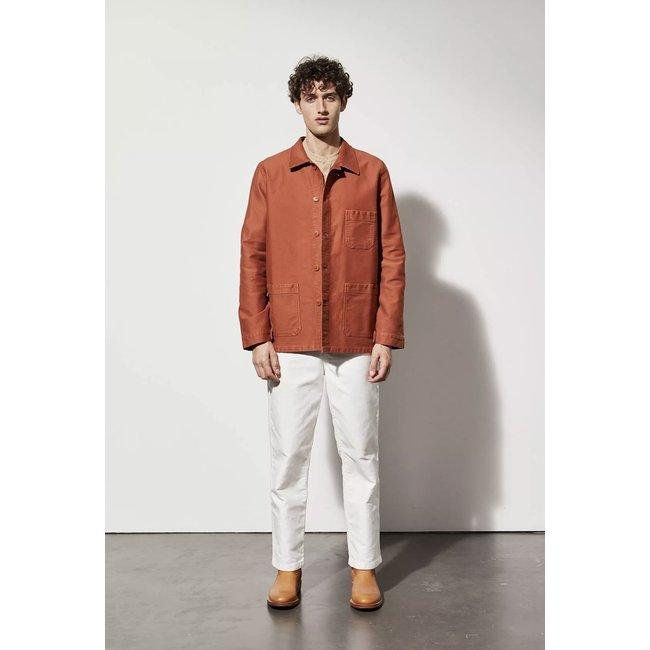 Le Mont st. Michel Genuine Work Jacket - Brick