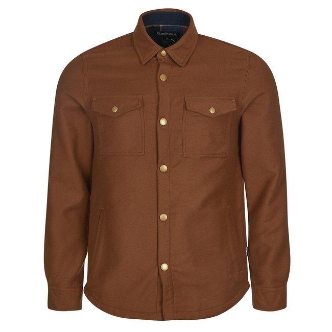 Barbour Carrbridge Overshirt - Sandstone
