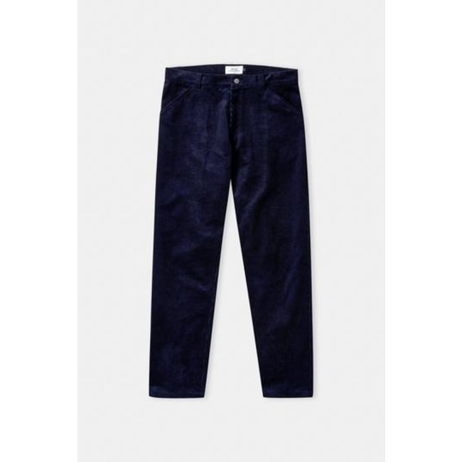 About Companions Olf Trousers - Eco Corduroy Navy