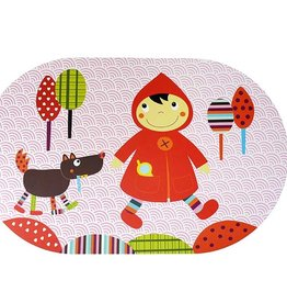 Placemat Roodkapje