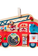 Lilliputiens Activiteitenpaneel Brandweerwagen