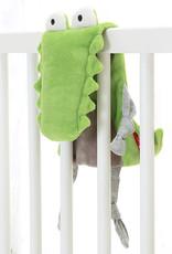 Sigikid Knuffeldoek Krokodil Urban Wildlife