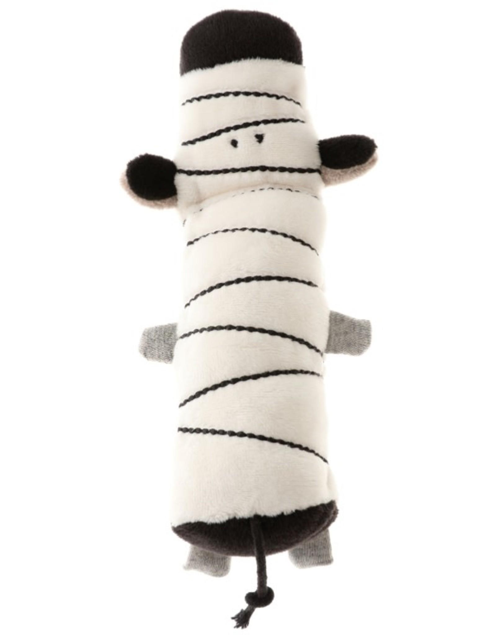 Sigikid Grijpspeeltje Zebra Urban Wildlife