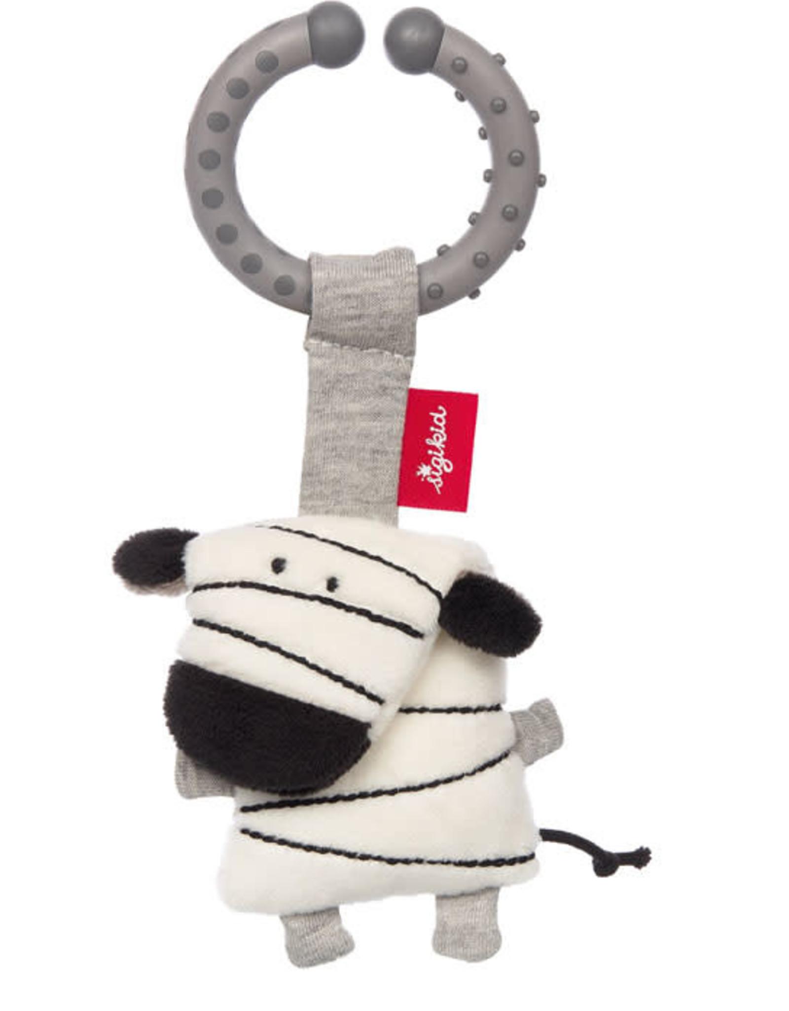 Sigikid Hanger Zebra Urban Wildlife