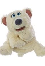 Living Puppets Handpop ijsbeer