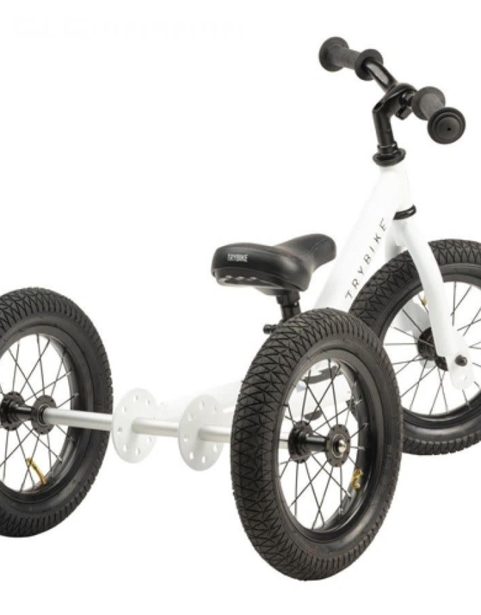 Trybike Loopfiets Trybike Steel Wit