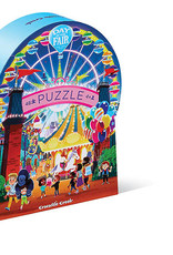 Crocodile Creek Puzzel Day at the Fair 48st.
