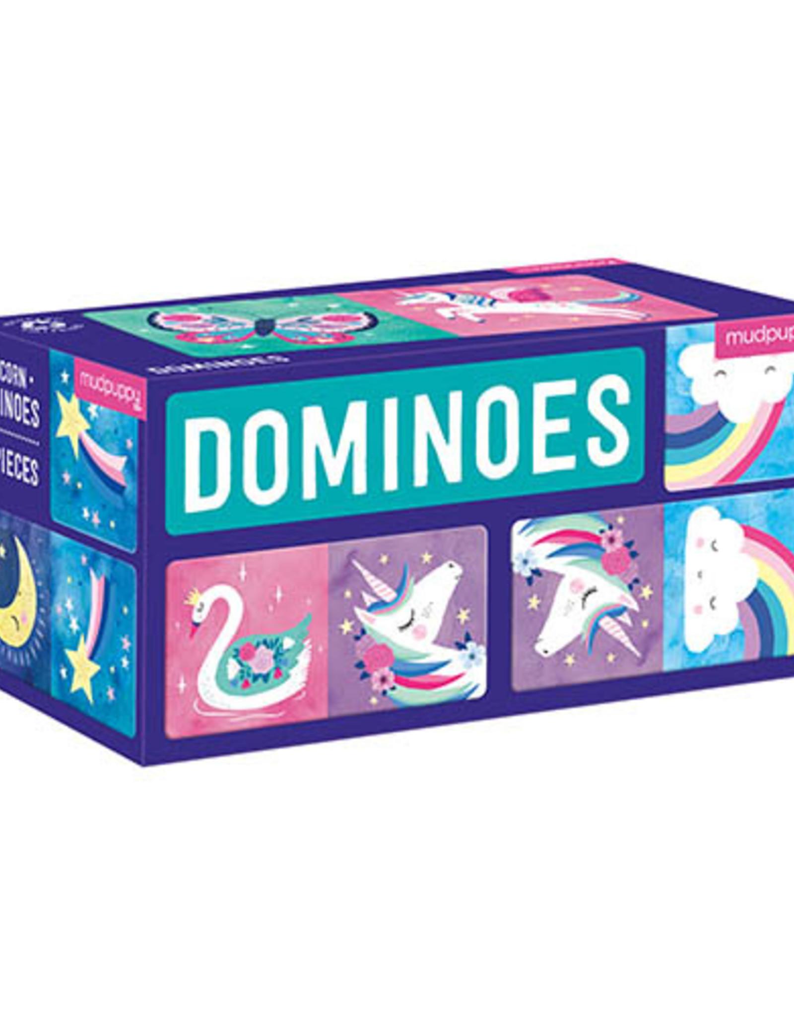 Mudpuppy Domino Unicorn