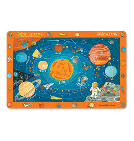Crocodile Creek Placemat Space