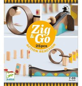 Djeco Zig & Go 25-Delig