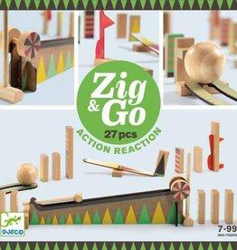 Djeco Zig & Go 27-Delig