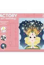 Djeco Factory Art+Tegnology Diademen