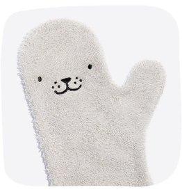 Invented4kids Baby Shower Glove grijze zeehond NEW