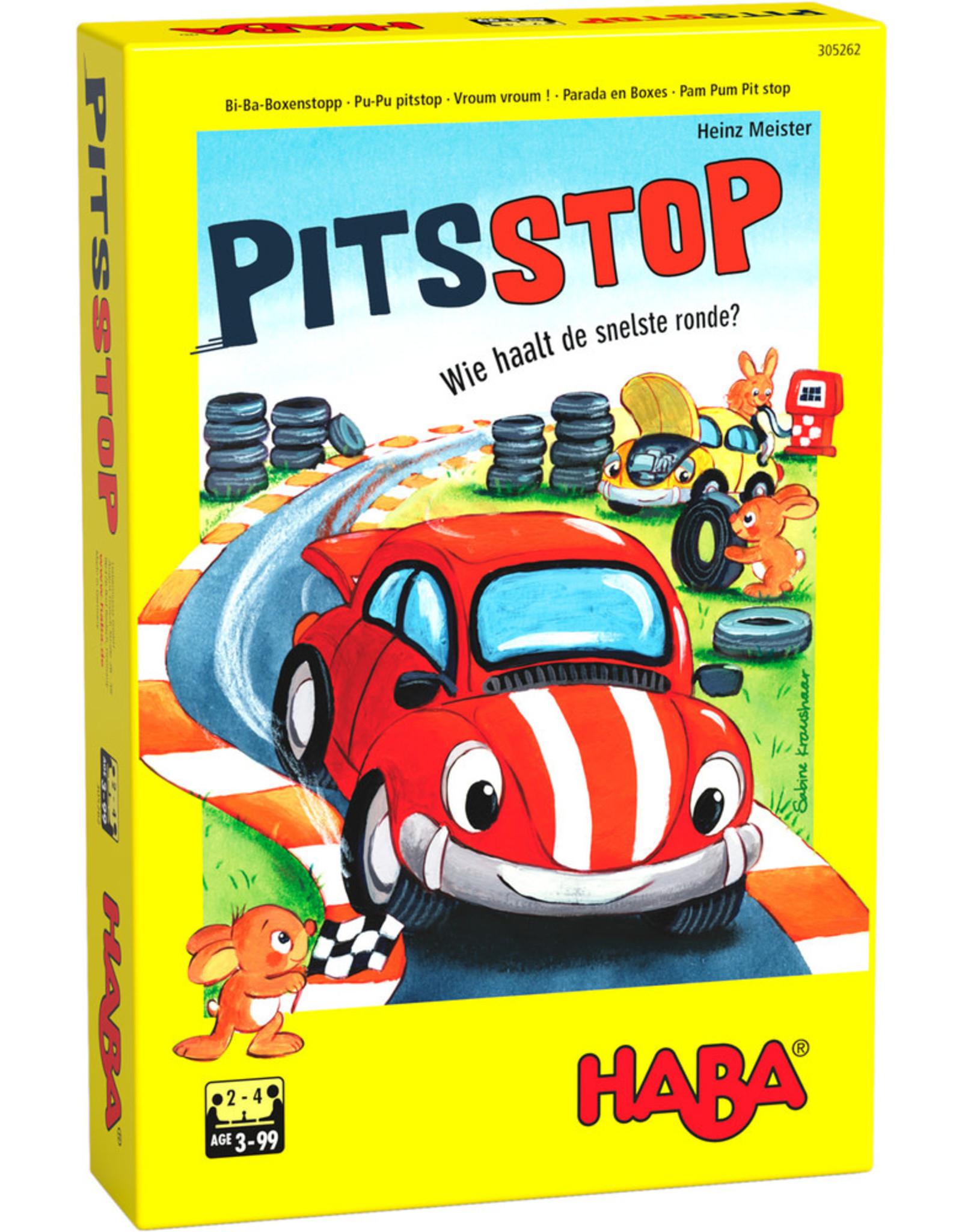 HABA Pitsstop