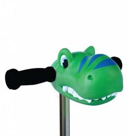 Micro Step Scootaheadz Dino groen
