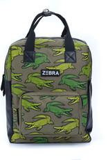 Zebra Trends Rugzak Wild Croco XL