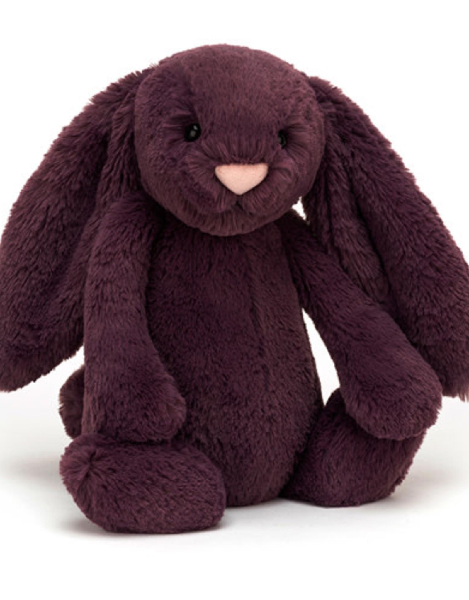 Jellycat Bashful Bunny Plum M