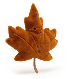 Jellycat Woodland Maple Leaf