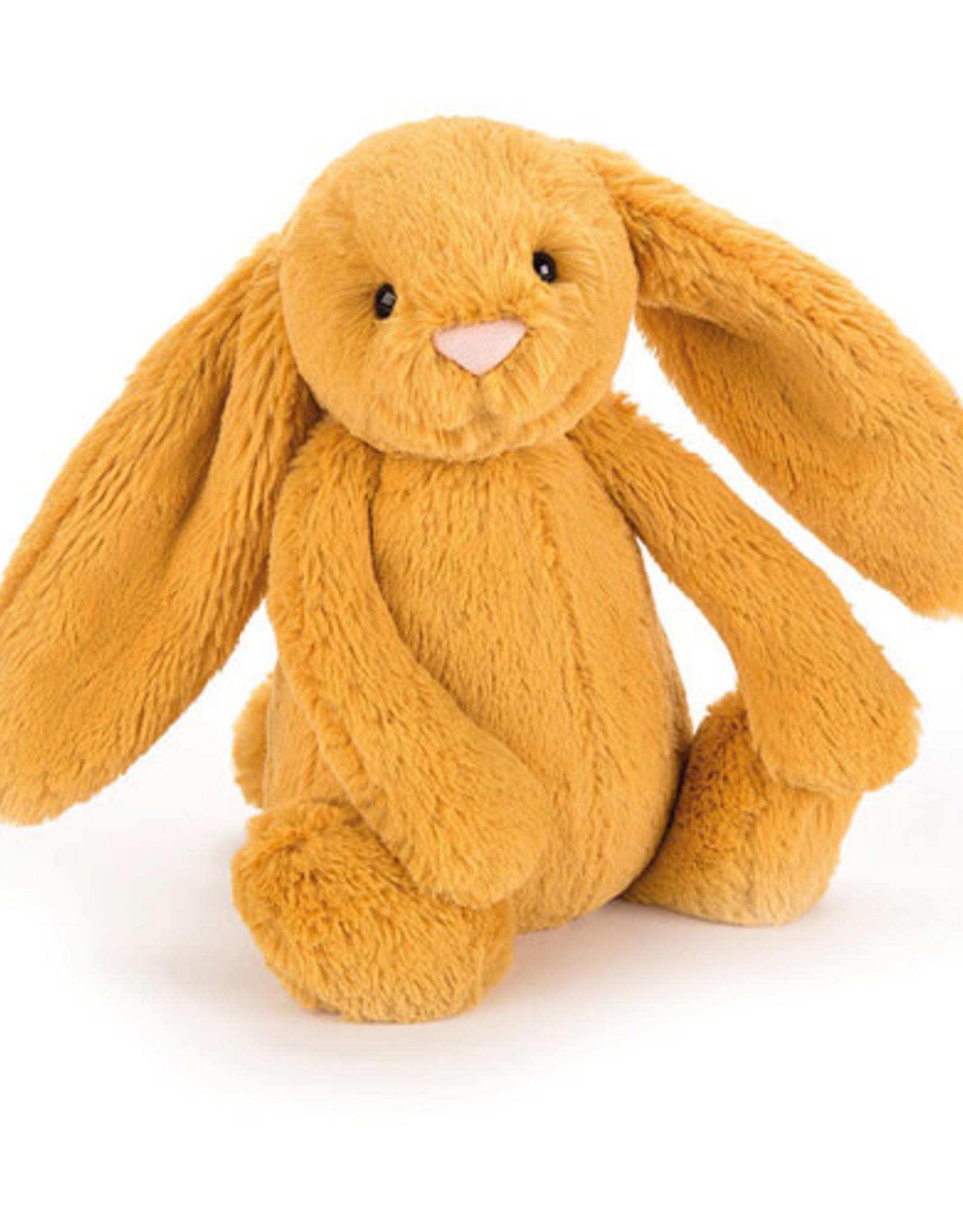 Jellycat Bashful Bunny Saffron M