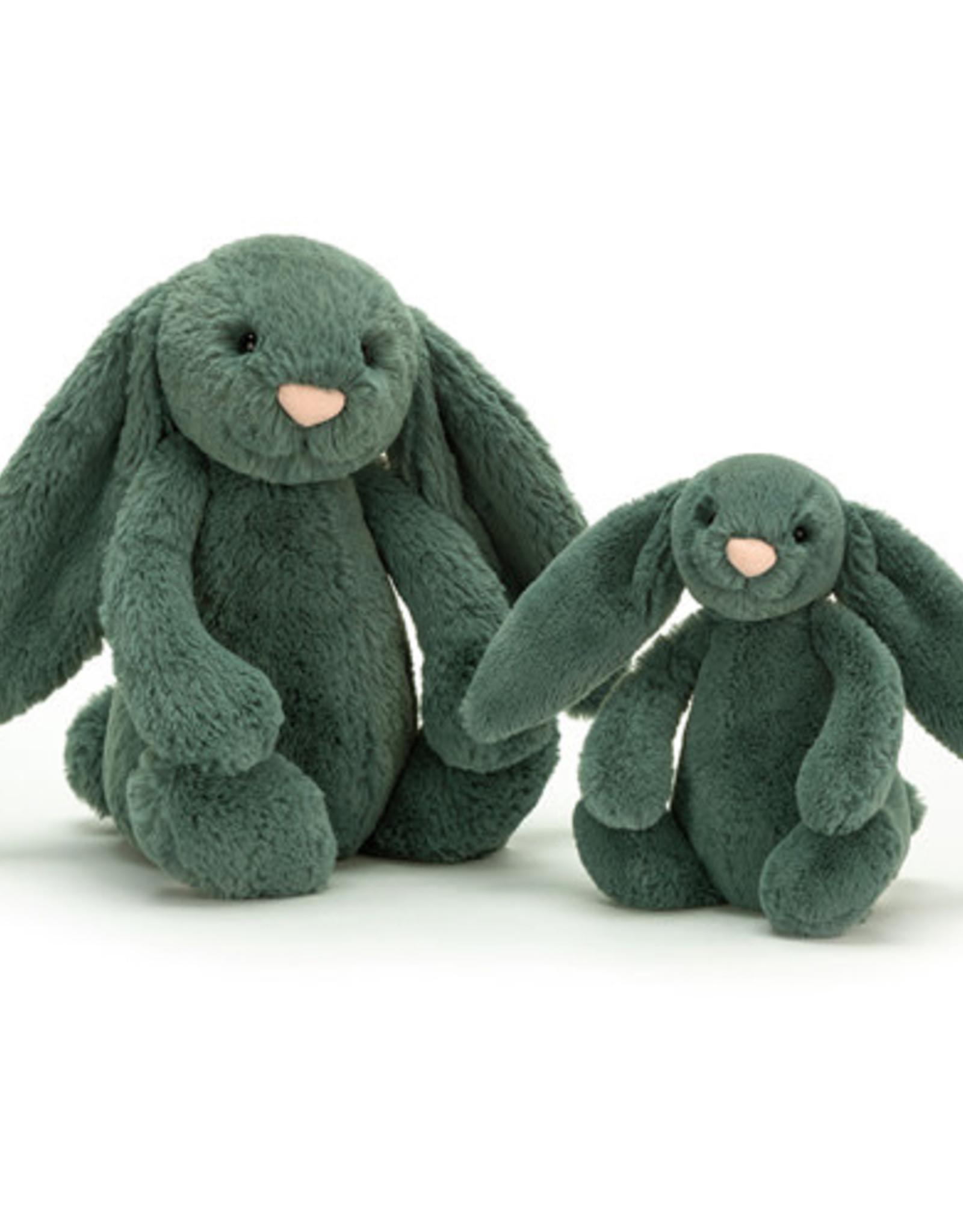 Jellycat Bashful Bunny Forest M
