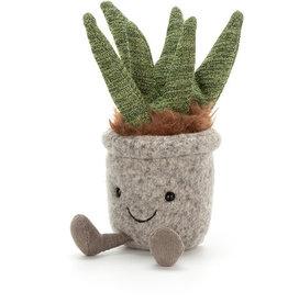 Jellycat Silly Succulent Aloe