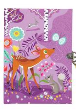 Mudpuppy Dagboek Forest Animals