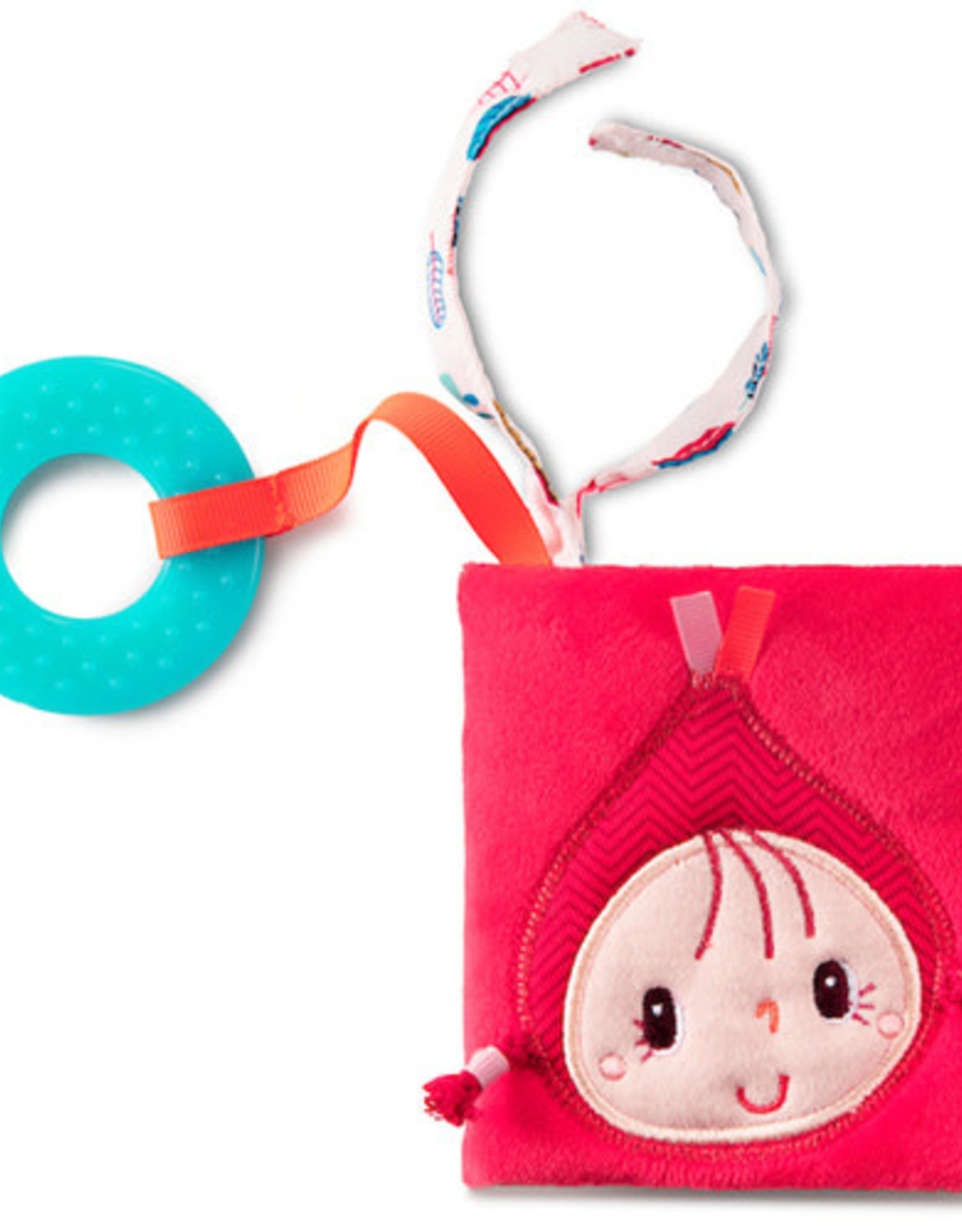 Lilliputiens Kijk- en speelboek Roodkapje