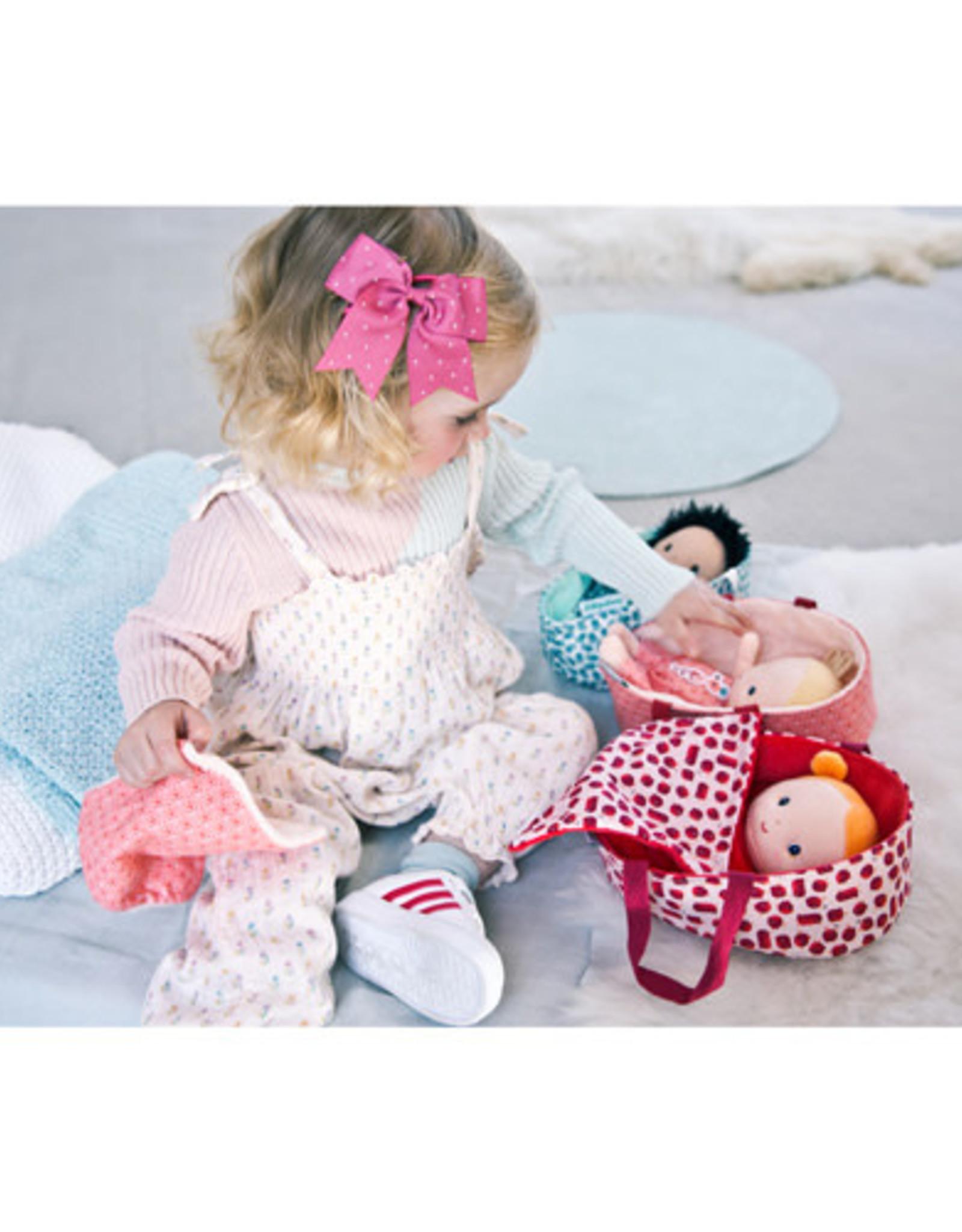 Lilliputiens Baby Agathe