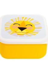Petit Monkey Snackbox set Shiny lion