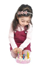 Tender Leaf Toys Verjaardagstaart Rainbow