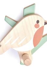 Tender Leaf Toys Haakje Roodborstje