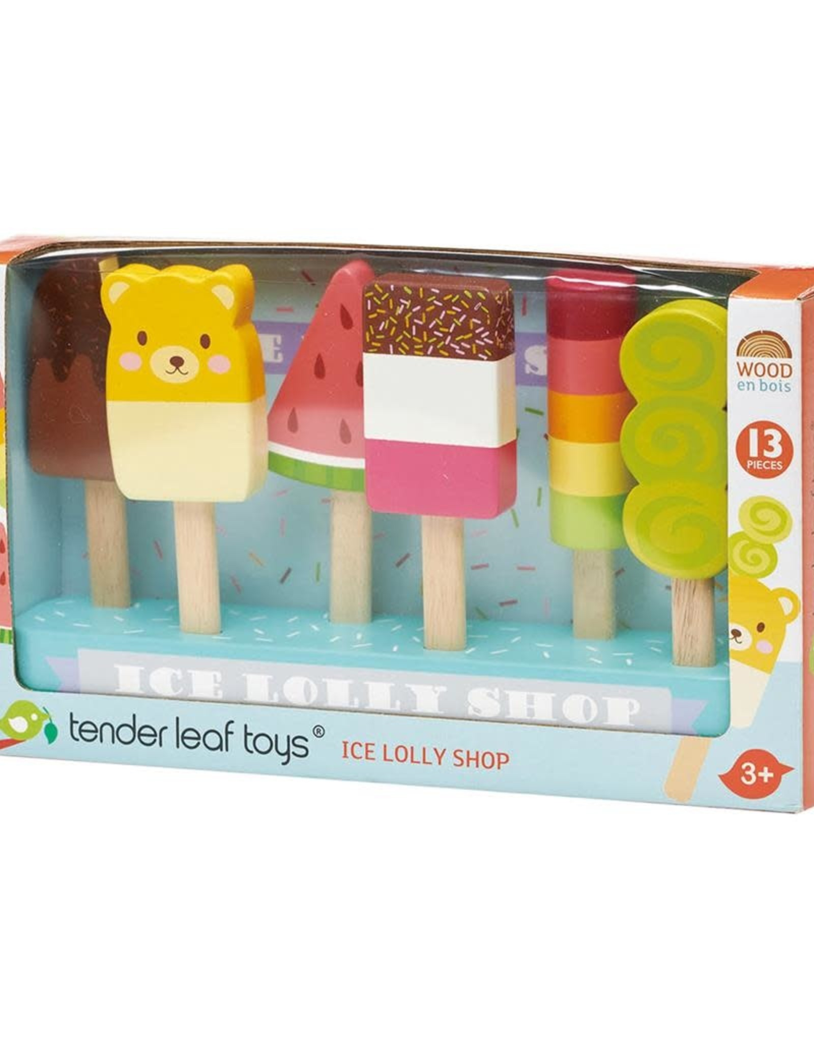 Tender Leaf Toys ijslolly Shop